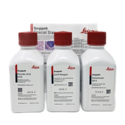 Periodic Acid and Schiff Special Stain Kit product photo Back View L