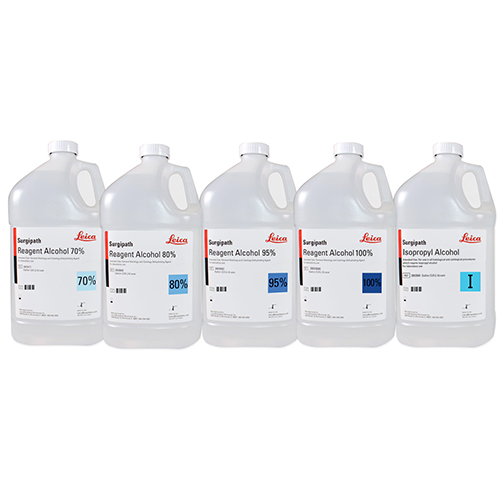 Reagent Alcohol, Isopropyl Alcohol product photo Front View S