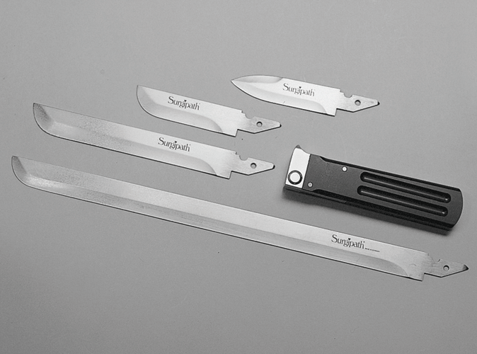Autopsy Knife Set product photo Front View S