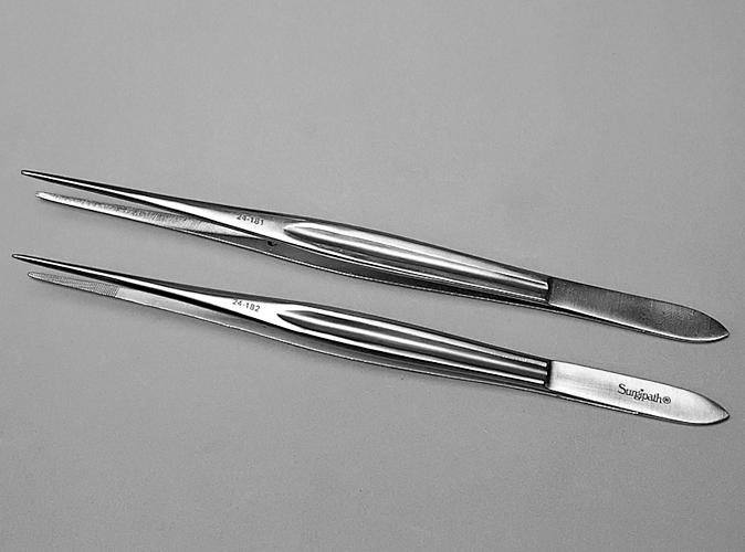 Cushing Forceps product photo Front View S