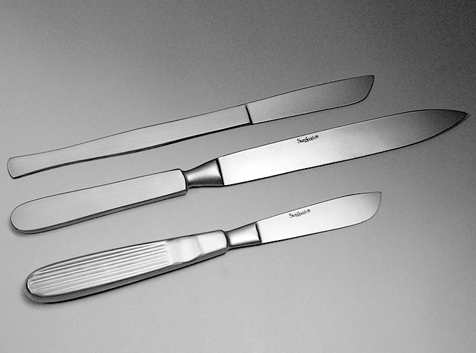 Knives 製品画像 Front View S